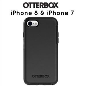 OTTERBOX 🖤 Symmetry Series Case for iPhone 8/7